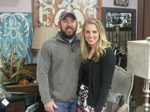 PJ and Ashlee Kratohvil, owners of Complete Solutions in Flower Mound.