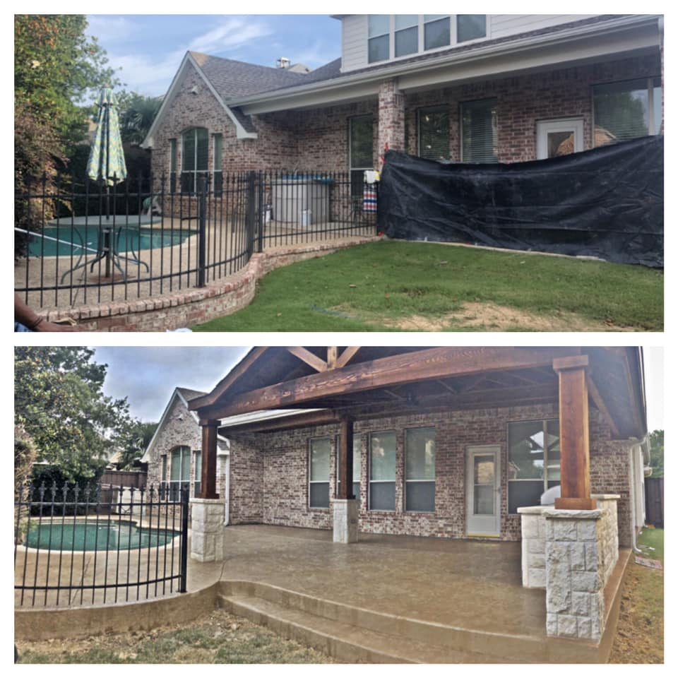 Pool and Patio Update